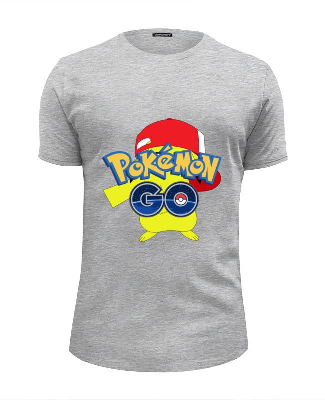 Printio Pokemon go футболка wearcraft premium slim fit printio go offline