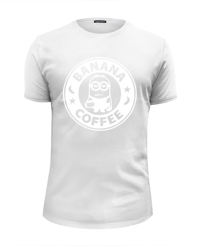 Printio Banana coffee (minion)