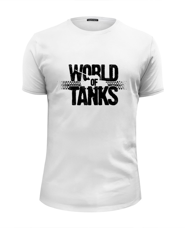 Футболка Wearcraft Premium Slim Fit Printio world of tanks tanks