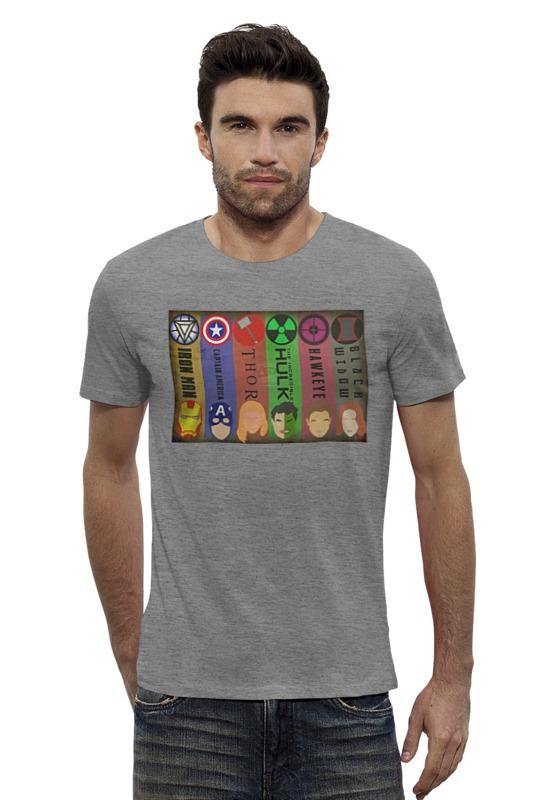 Футболка Wearcraft Premium Slim Fit Printio Мстители / avengers футболка wearcraft premium slim fit printio avengers