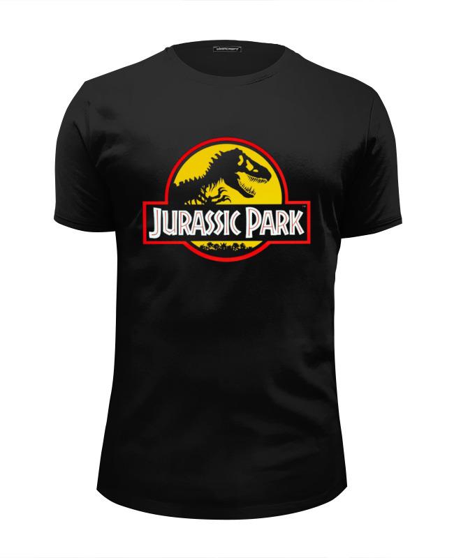Футболка Wearcraft Premium Slim Fit Printio Jurassic park / парк юрского периода jurassic park in concert