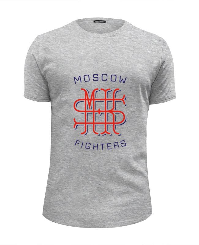 Футболка Wearcraft Premium Slim Fit Printio Moscow fighters футболка wearcraft premium slim fit printio moscow motoseason 2016