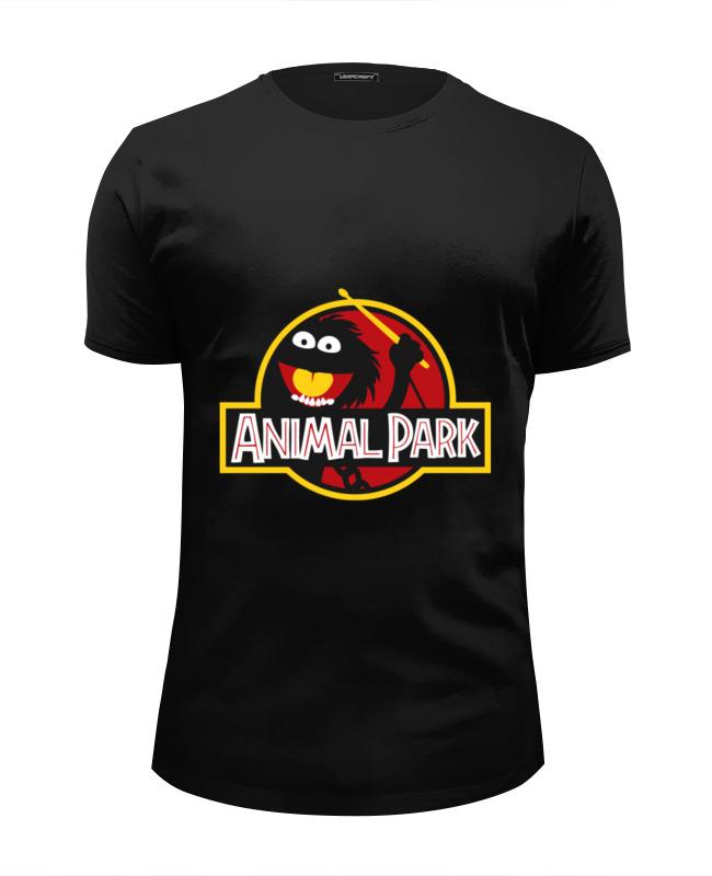 Футболка Wearcraft Premium Slim Fit Printio Animal park футболка wearcraft premium slim fit printio тону