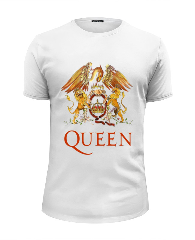 Printio Queen футболка wearcraft premium slim fit printio open water queen