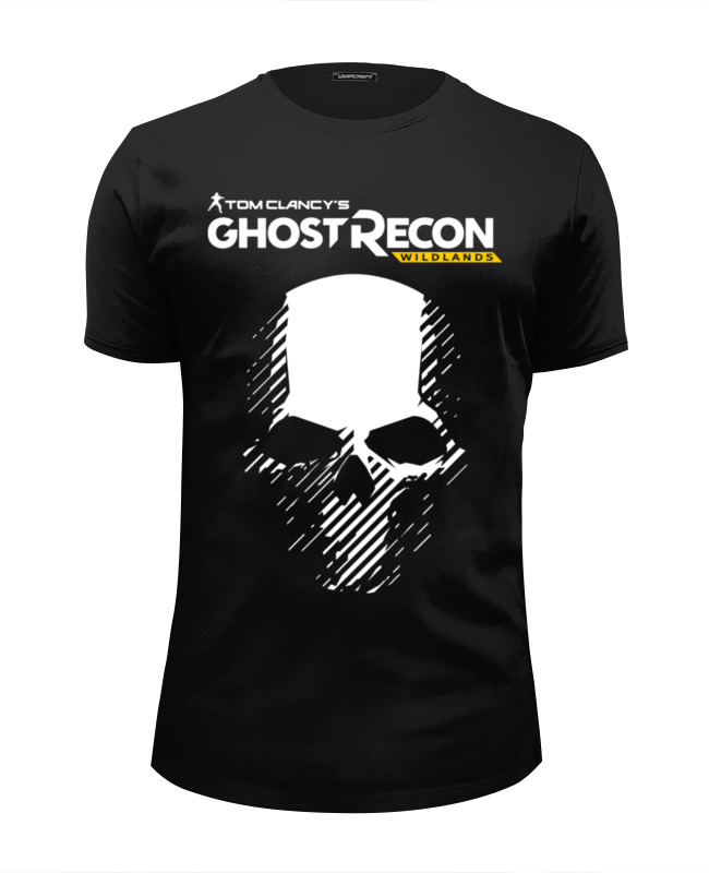 Футболка Wearcraft Premium Slim Fit Printio Tom clancy's ghost recon wildlands tom clancy s ghost recon wildlands gold edition ps4