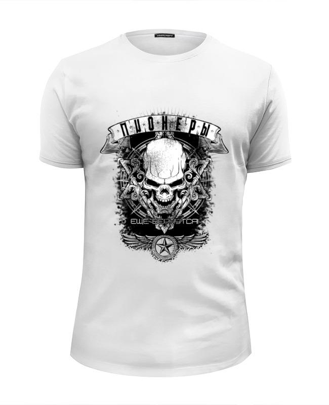 Printio Пионеры ещё вернутся!!! футболка с полной запечаткой мужская printio пионеры ещё вернутся