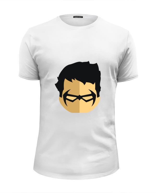 Футболка Wearcraft Premium Slim Fit Printio Дик грейсон футболка рингер printio дик трэйси