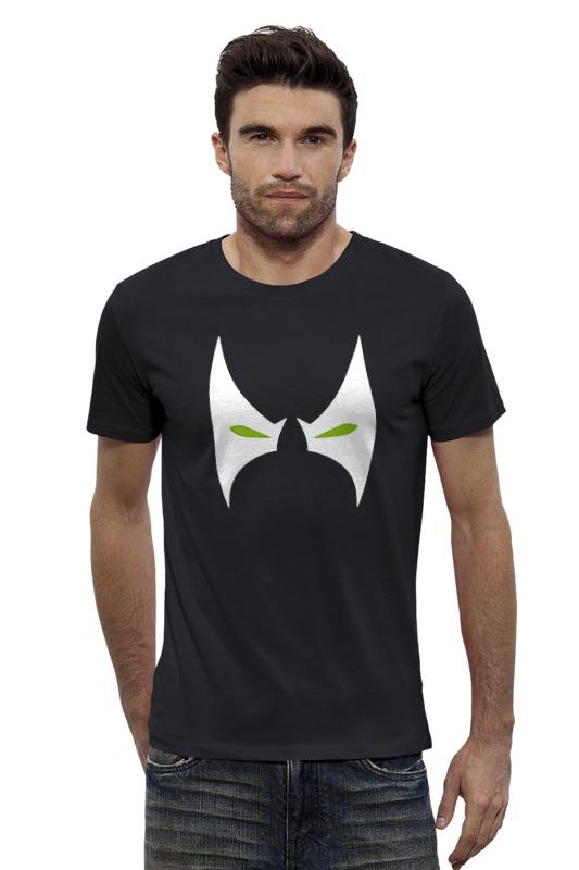 Футболка Wearcraft Premium Slim Fit Printio Спаун (spawn) футболка с полной запечаткой printio спаун spawn