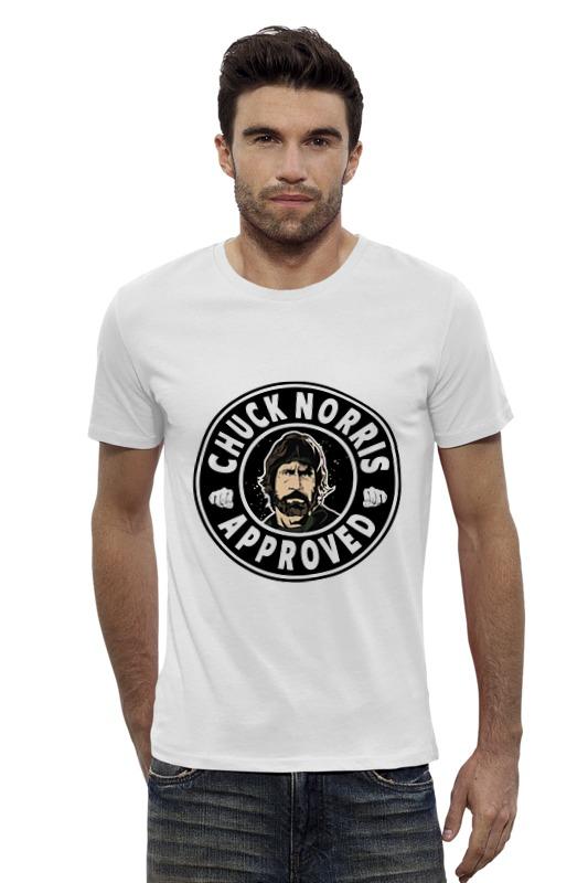 Футболка Wearcraft Premium Slim Fit Printio Чак норрис футболка wearcraft premium slim fit printio чак берри