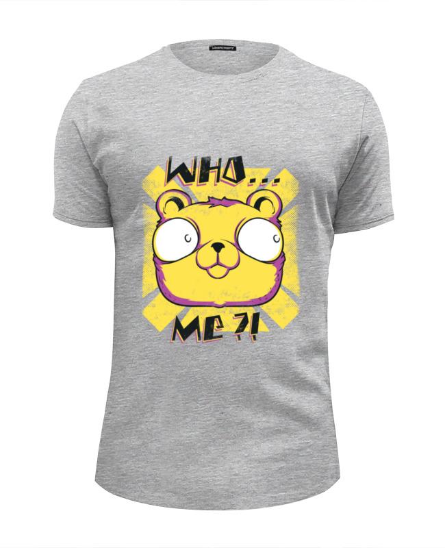 Фото - Printio Медвежонок футболка wearcraft premium printio медвежонок