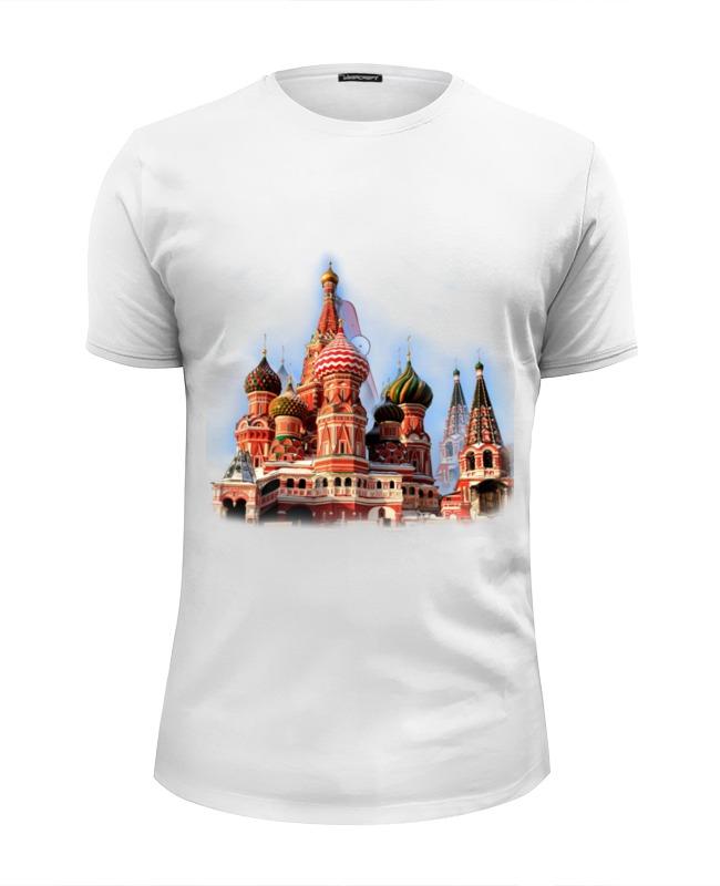 Printio Moscow printio футболка wearcraft premium slim fit