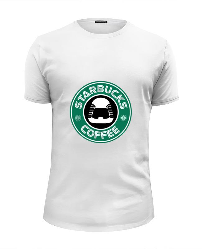 Футболка Wearcraft Premium Slim Fit Printio Звездный крейсер галактика футболка wearcraft premium slim fit printio звездный повар