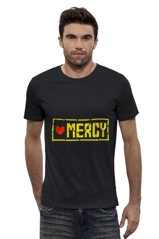 Футболка Wearcraft Premium Slim Fit Printio Мерси (undertale) футболка wearcraft premium printio игра престолов