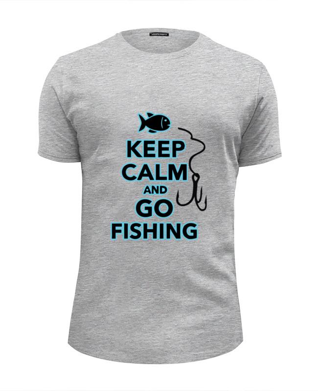 Printio Иди на рыбалку футболка wearcraft premium slim fit printio мир огромен иди и исследуй его