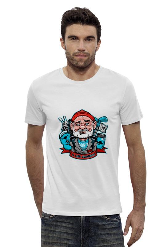 бейрд мюррей кэтлин ральф лорен Футболка Wearcraft Premium Slim Fit Printio Билл мюррей