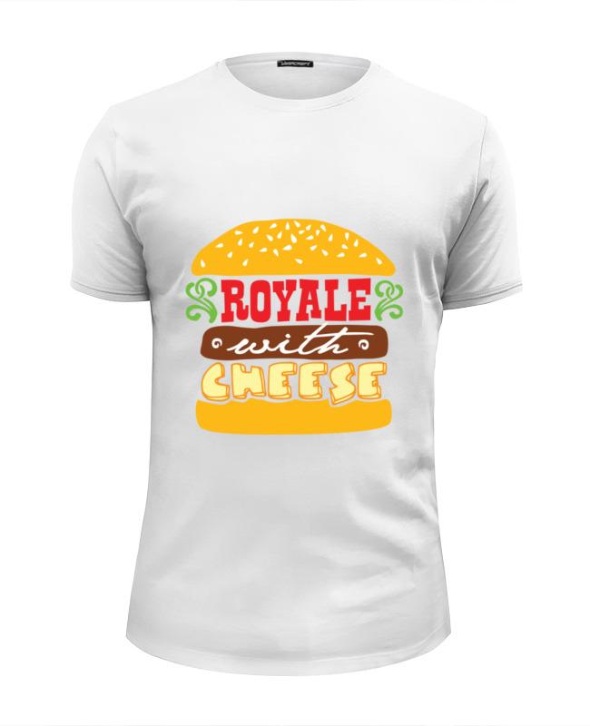 Printio Королевский с сыром (криминальное чтиво) футболка wearcraft premium slim fit printio утиное чтиво
