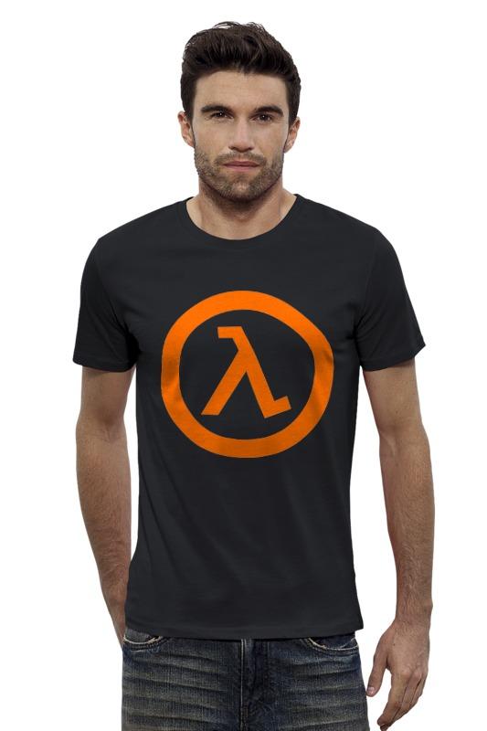 Футболка Wearcraft Premium Slim Fit Printio Half-life