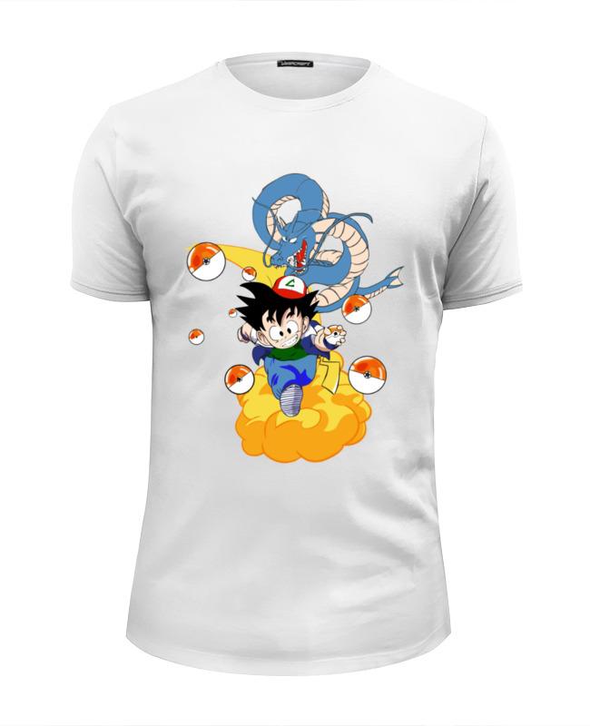 Printio Жемчуг дракона (покемон) футболка wearcraft premium slim fit printio дух дракона