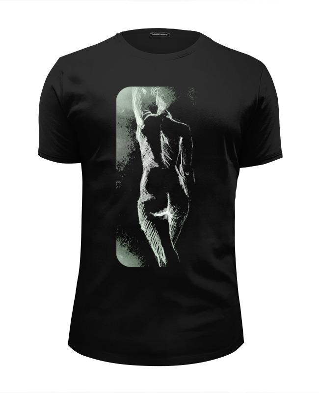 Футболка Wearcraft Premium Slim Fit Printio Beautiful (black) футболка wearcraft premium slim fit printio beautiful black