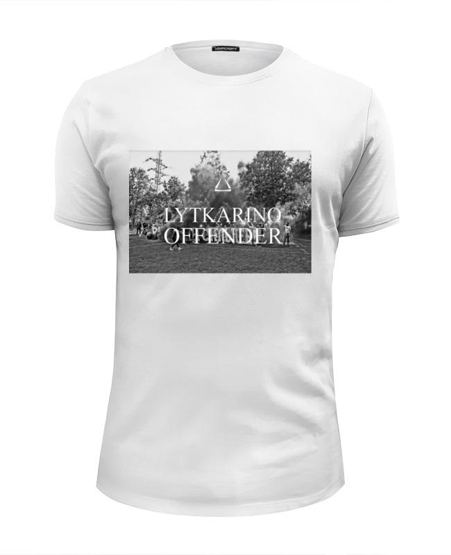 Printio Lytkarino offender стадион полет футболка wearcraft premium slim fit printio полет над островом