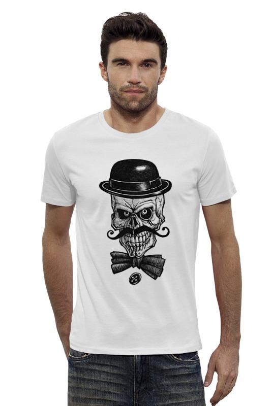 Футболка Wearcraft Premium Slim Fit Printio Шляпных дел мастер ) футболка wearcraft premium slim fit printio мастер чиф