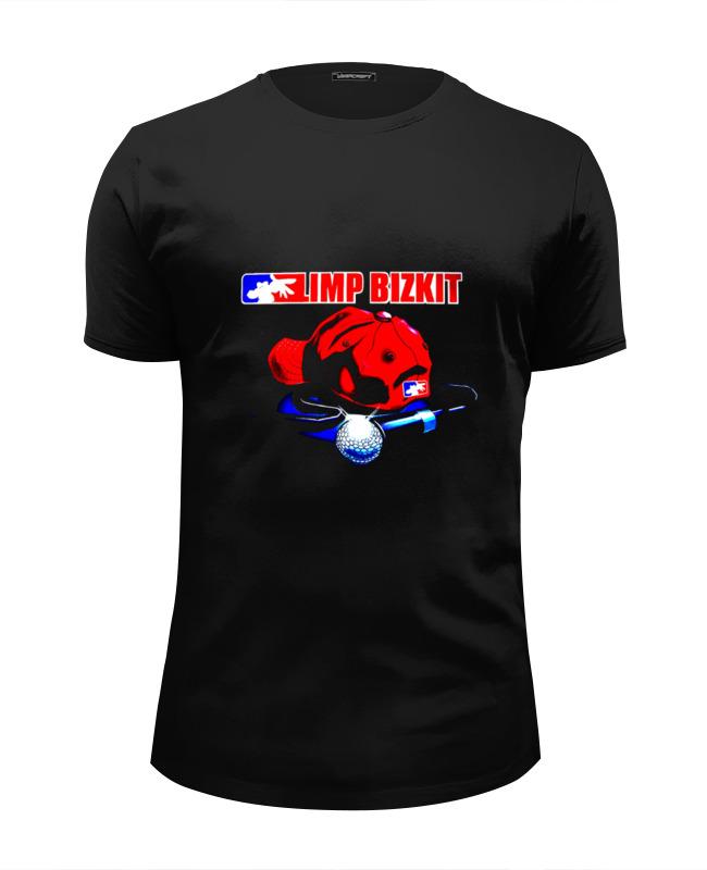 Футболка Wearcraft Premium Slim Fit Printio Limp bizkit футболка wearcraft premium printio limp bizkit