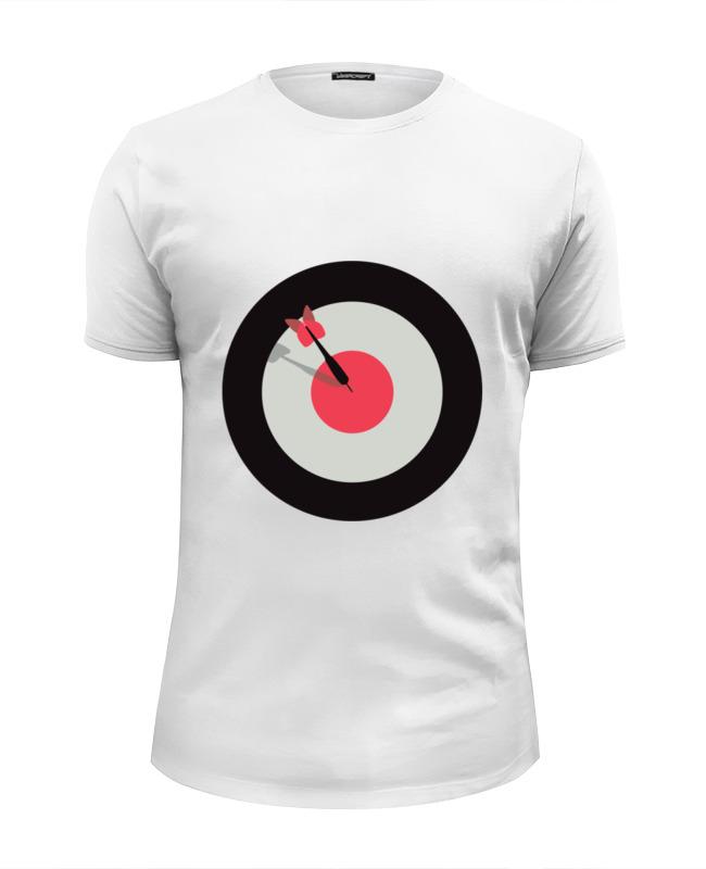Футболка Wearcraft Premium Slim Fit Printio Дартс футболка wearcraft premium printio дартс
