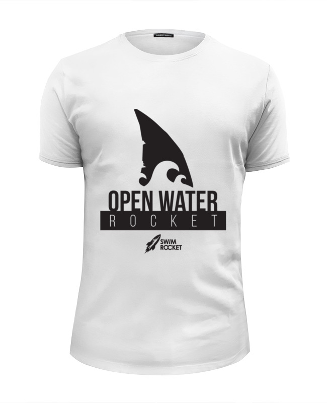 Printio Open water rocket футболка wearcraft premium slim fit printio open water queen