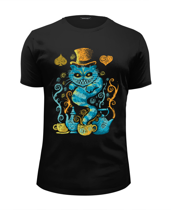 Фото - Printio Чеширский кот футболка wearcraft premium slim fit printio чеширский кот