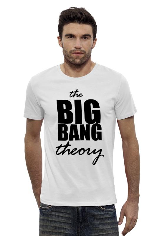 Футболка Wearcraft Premium Slim Fit Printio The big bang theory футболка wearcraft premium slim fit printio bazinga the big bang theory