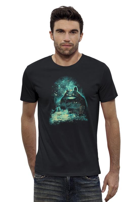 Футболка Wearcraft Premium Slim Fit Printio Тоторо футболка wearcraft premium slim fit printio avengers