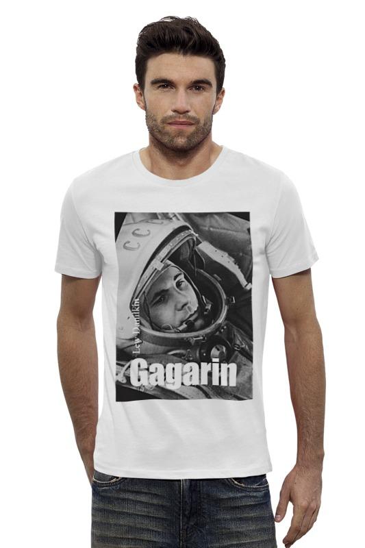 Футболка Wearcraft Premium Slim Fit Printio Юрий гагарин футболка wearcraft premium slim fit printio космонавт