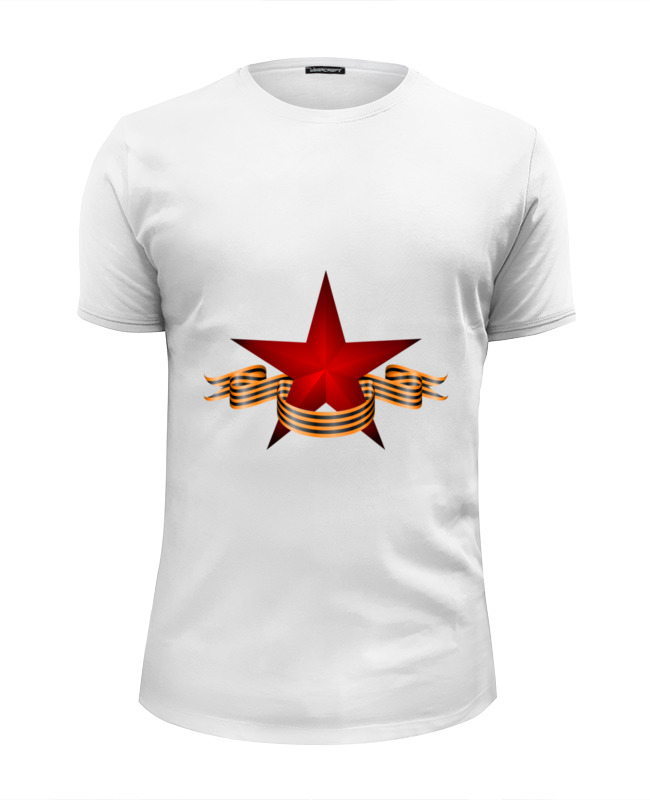 Футболка Wearcraft Premium Slim Fit Printio 9 мая футболка wearcraft premium slim fit printio 9 мая белая