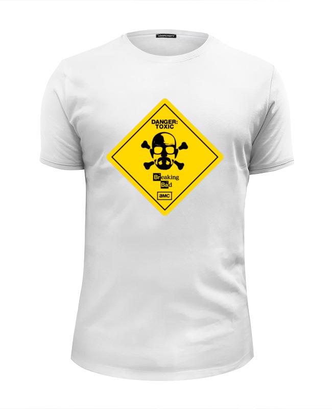 Футболка Wearcraft Premium Slim Fit Printio Breaking bad футболка wearcraft premium slim fit printio god of meth breaking bad