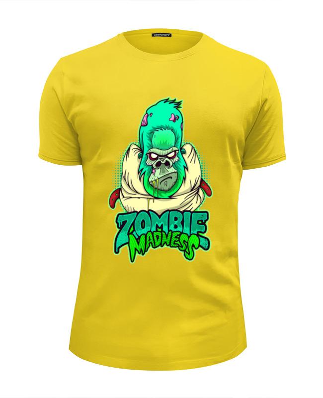 Футболка Wearcraft Premium Slim Fit Printio Zombie madness футболка wearcraft premium slim fit printio zombie man