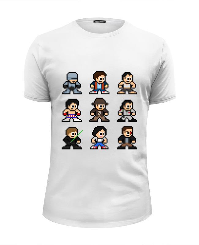 Printio Супергерои 90-х футболка wearcraft premium slim fit printio крепкий орешек