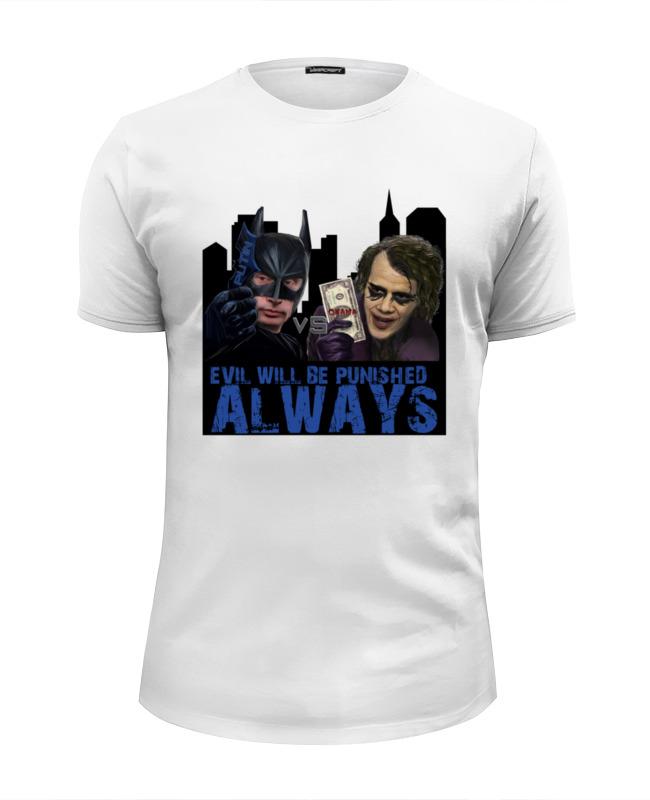 Printio Путин batman футболка wearcraft premium printio футболка batman