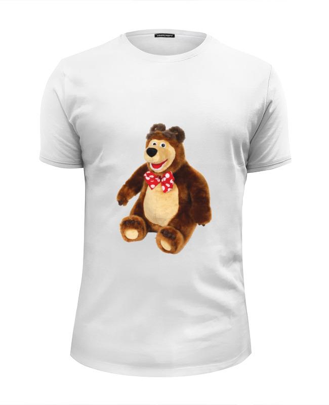 Printio Медведь.мягкая игрушка. любимый мульт. детская футболка классическая унисекс printio медведь мягкая игрушка любимый мульт