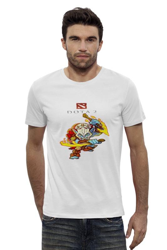 Футболка Wearcraft Premium Slim Fit Printio Дота 2 хускар футболка wearcraft premium slim fit printio saints row 2 blak