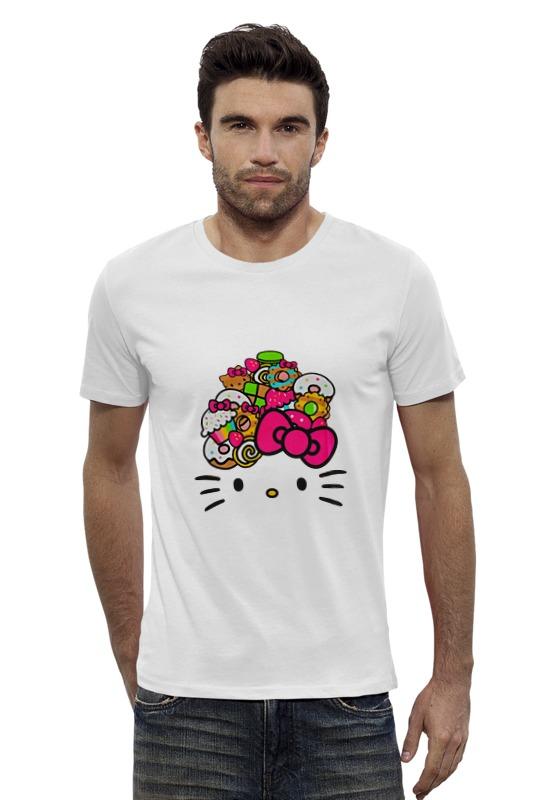 Футболка Wearcraft Premium Slim Fit Printio Hello kitty футболка wearcraft premium slim fit printio hello kitty x avengers