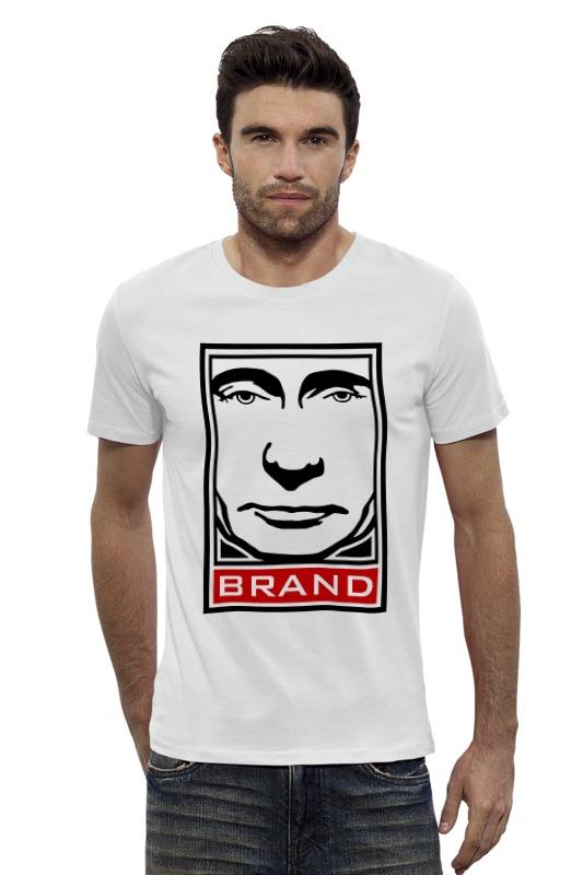 Футболка Wearcraft Premium Slim Fit Printio Brand футболка wearcraft premium slim fit printio рыбка