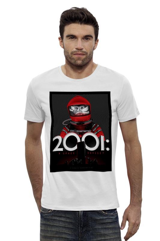 Футболка Wearcraft Premium Slim Fit Printio 2001: космическая одиссея / 2001: a space odyssey футболка wearcraft premium slim fit printio space jam x jordan