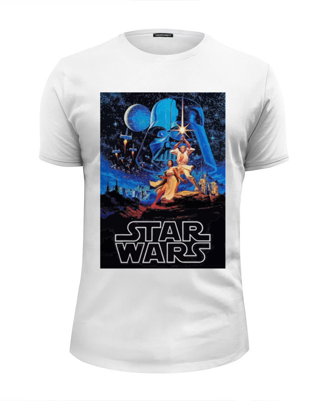 Printio Star wars футболка wearcraft premium slim fit printio настоящая свинина
