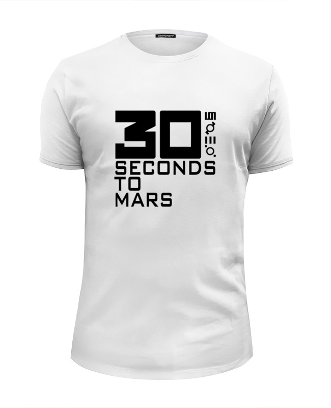 Футболка Wearcraft Premium Slim Fit Printio 30 seconds to mars футболка wearcraft premium printio лос анжелес