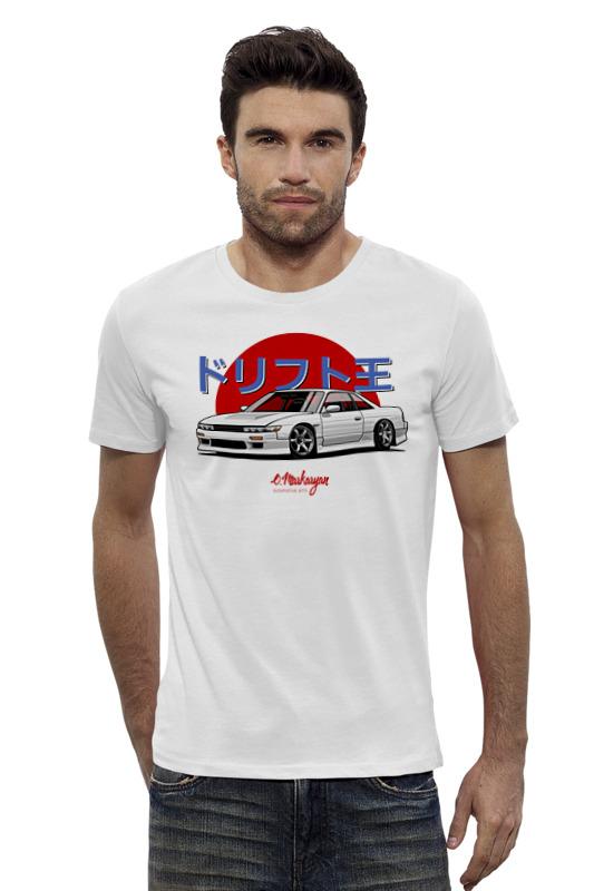 Футболка Wearcraft Premium Slim Fit Printio Nissan silvia s13 футболка wearcraft premium slim fit printio nissan skyline r34