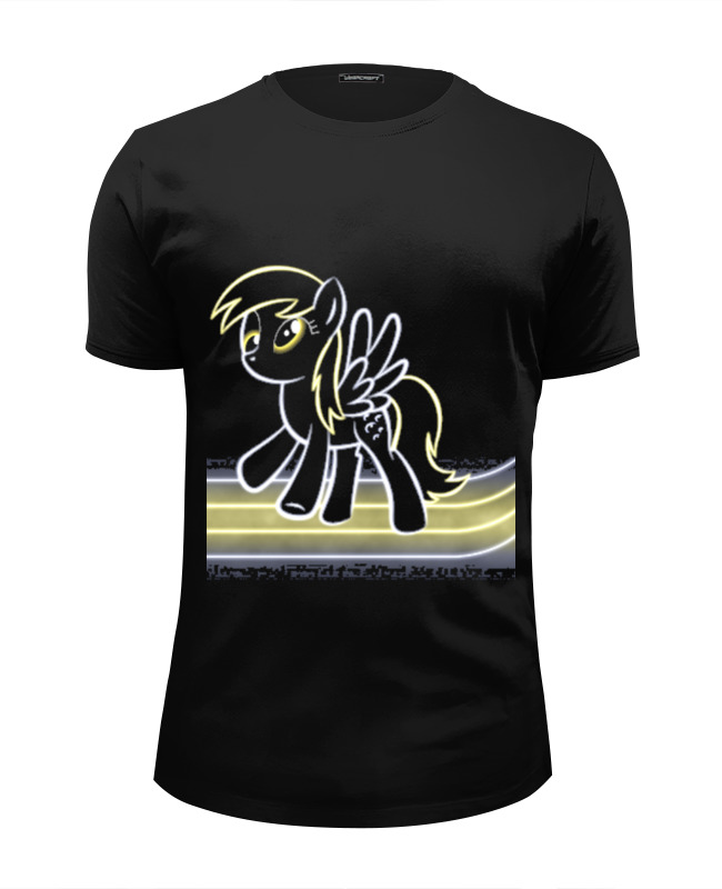 Футболка Wearcraft Premium Slim Fit Printio My little pony: derpy футболка wearcraft premium slim fit printio my little pony derpy