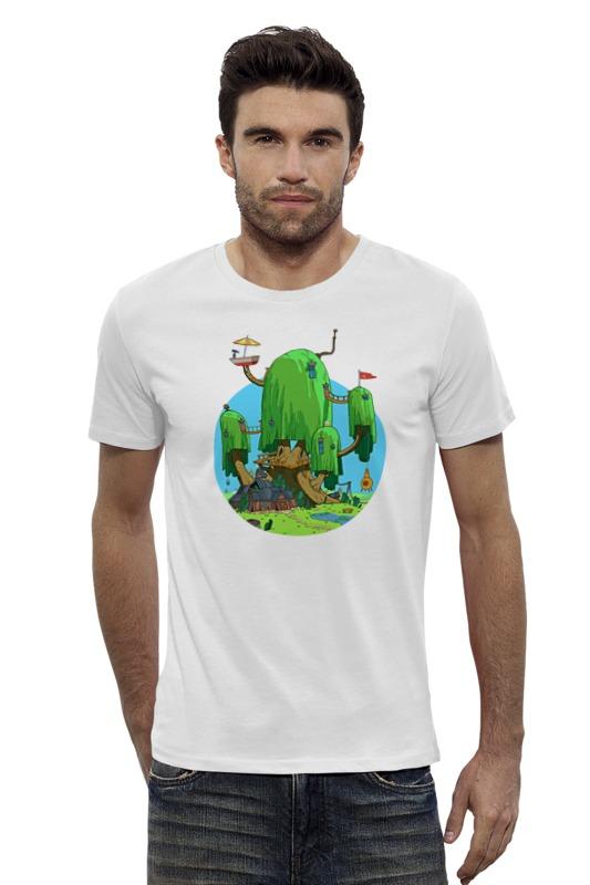 Футболка Wearcraft Premium Slim Fit Printio Время приключений футболка wearcraft premium slim fit printio пламенная принцесса время приключений