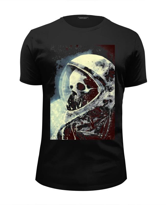 Футболка Wearcraft Premium Slim Fit Printio Мертвый космос футболка wearcraft premium slim fit printio космос