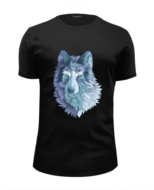 Футболка Wearcraft Premium Slim Fit Printio Beautiful wolf футболка wearcraft premium slim fit printio beautiful black