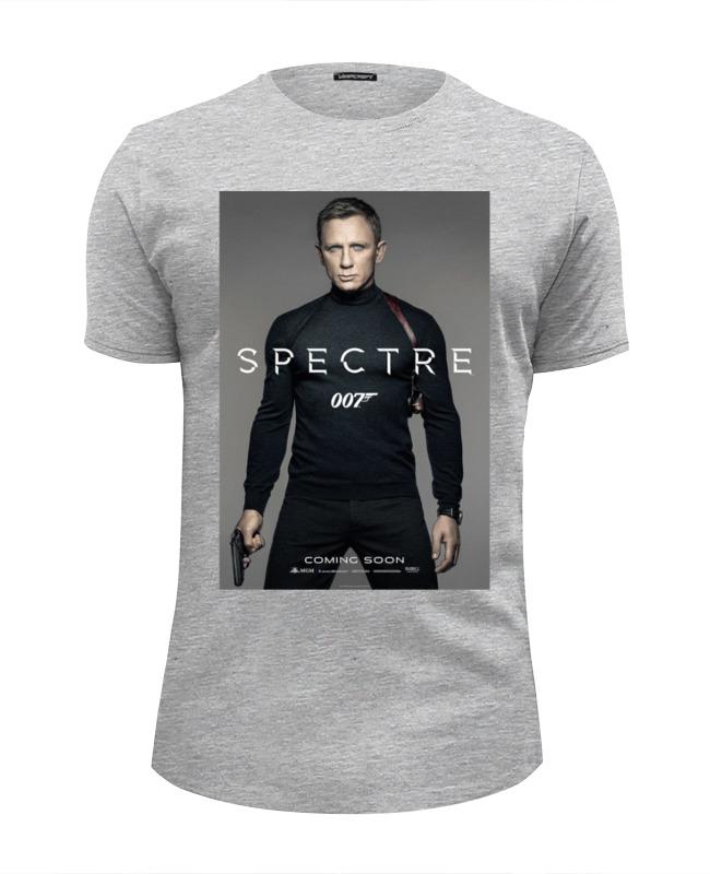 Printio Bond 007 / spectre футболка wearcraft premium printio spectre octopus